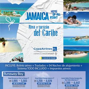 viajes a jamaica todo incluido: