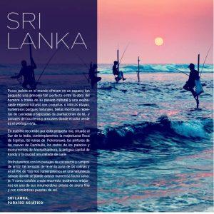 Sri Lanka, paraíso asiático