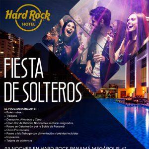 Paquete Panamá Fiesta de Solteros