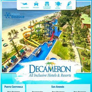 Disfruta de unas vacaciones únicas en las playas del Caribe con Viajes BEAUCE!!