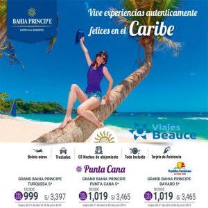 Vive experiencias autenticamente felices en el Caribe con Viajes BEAUCE.