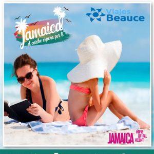 Jamaica y el caribe espera por ti y te lo ofrece Viajes BEAUCE…