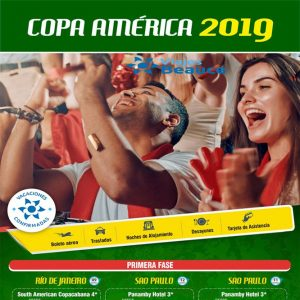 Disfruta de la copa América 2019 con Viajes BEAUCE!!!