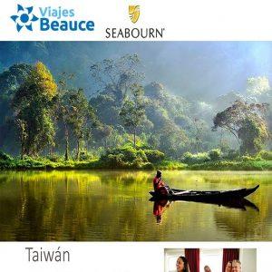 Te ofrecemos un crucero para que disfrute de Taiwan y las islas de China con Viajes BEAUCE.