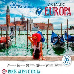 Visitando a Europa con los mejores tours que te ofrece Viajes BEAUCE!!