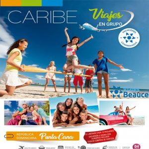 Disfruta en el Caribe con Viajes en grupo con tu agencia de confianza ¡BEAUCE!