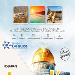 Viajes BEAUCE te ofrece que n visites JERUSALEN te esperamos …