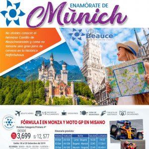 Enamorate de MUNICH con nosotros Viajes BEAUCE…