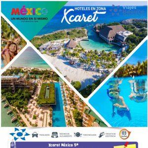 ¡Diversión asegurada en XCARET! que te ofrece Viajes BEAUCE.