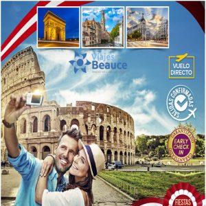 Fiesta patria en EUROPA con tu agencia Viajes BEAUCE.