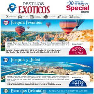 ¡Descubre las Maravillas del Lejano Oriente! en compañía de Viajes BEAUCE..