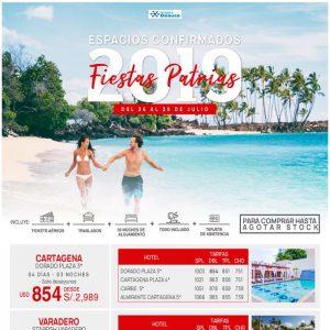 Viaja por Fiestas Patrias… Espacios Confirmados!! con Viajes BEAUCE.