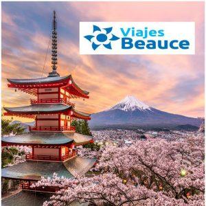Disfruta de tu vacaciones en Japón y norte de Filipinas y mucho mas  con Viajes BEAUCE.