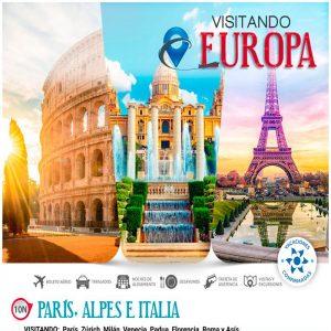 ¡No lo pienses más! ¡Tu viaje inolvidable a Europa con Viajes BEAUCE.