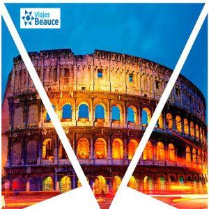 Te ofrecemos que disfrute de Europa Monumental con Viajes BEAUCE.