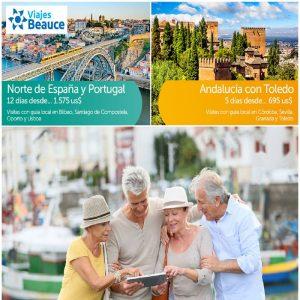 Disfruta de los mejores tours por Europa  con Viajes BEAUCE..