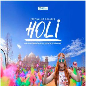 ¡Vive el Holi Festival de Colores en la India! y te lo ofrece Viajes BEAUCE..