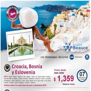 Te ofrecemos los mejores destinos de Europa con los mejores precios que te ofrece Viajes BEAUCE.