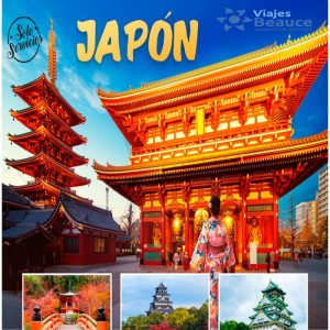Disfruta de un Tours por JAPÓN con tu agencia e Viajes BEAUCE.