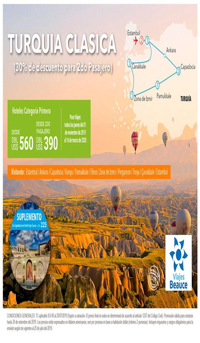 Disfruta de las Nuevas Experiencias en Turquía con Viajes BEAUCE.