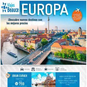 ¡Descubre los mejores destinos con los mejores precios que te ofrece Viajes BEAUCE!