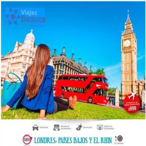 Londres te espera con Viajes BEAUCE que te ofrece las mejores tarifa…