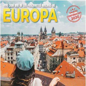 LEYENDAS DE EUROPA, SALIDAS CONFIRMADAS 2020 con Viajes BEAUCE..