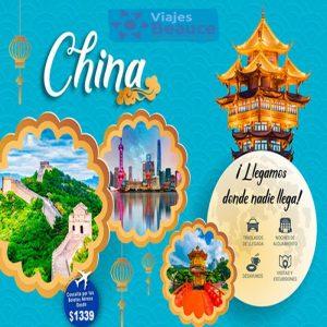 Los mejores tours CHINA con Viajes BEAUCE..