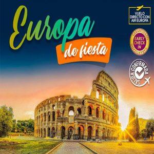 Europa para Fin de Año te ofrece Viajes BEAUCE.