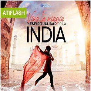 Vive la magia y espiritualidad de la India..Reserva Ahora con Viajes BEAUCE.