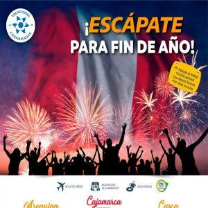 ¡Recibe el Año Nuevo 2020 en los mejores destinos Nacionales! CON Viajes BEAUCE.