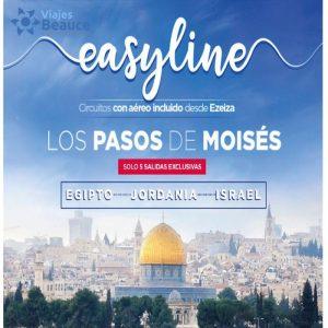 Recorre los pasos de Moisés… Salidas Exclusivas!!! con Viajes BEAUCE.
