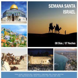 ¡QUE BONITO ES ISRAEL EN SEMANA SANTA! y te lo ofrece Viajes BEAUCE.