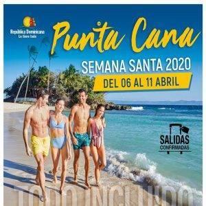 Salidas CONFIRMADAS a Punta Cana! Semana Santa 2020 con Viajes BEAUCE.