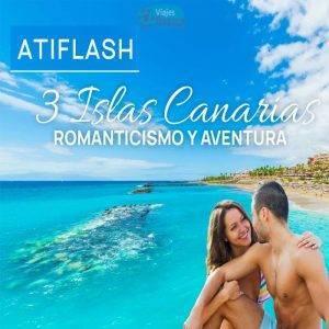 Vive el Romanticismo y la aventura conociendo 3 Islas Canarias… Reserva ya!!! Con Viajes BEAUCE.