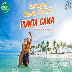 SALIDAS 100% CONFIRMADAS PARA DISFRUTAR SEMANA SANTA EN PUNTA CANA con Viajes BEAUCE..
