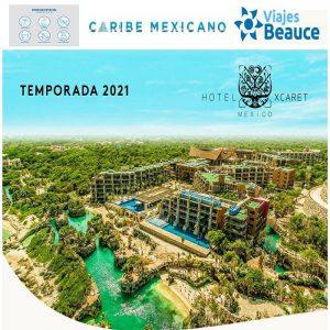 ¡¡ Disfruta del Caribe Mexicano con Viajes BEAUCE!!