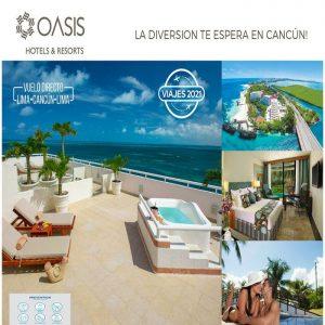 ¡¡ La diversión te espera en cancun con Viajes BEAUCE!!